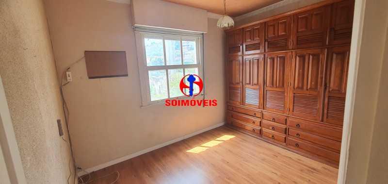 QUARTO 1 - Apartamento 2 quartos à venda Rio Comprido, Rio de Janeiro - R$ 255.000 - TJAP21165 - 13