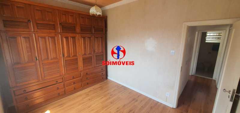 QUARTO 1 - Apartamento 2 quartos à venda Rio Comprido, Rio de Janeiro - R$ 255.000 - TJAP21165 - 14