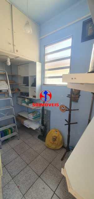DEPENDÊNCIA - Apartamento 2 quartos à venda Rio Comprido, Rio de Janeiro - R$ 255.000 - TJAP21165 - 22