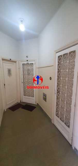 ENTRADA - Apartamento 2 quartos à venda Rio Comprido, Rio de Janeiro - R$ 255.000 - TJAP21165 - 1