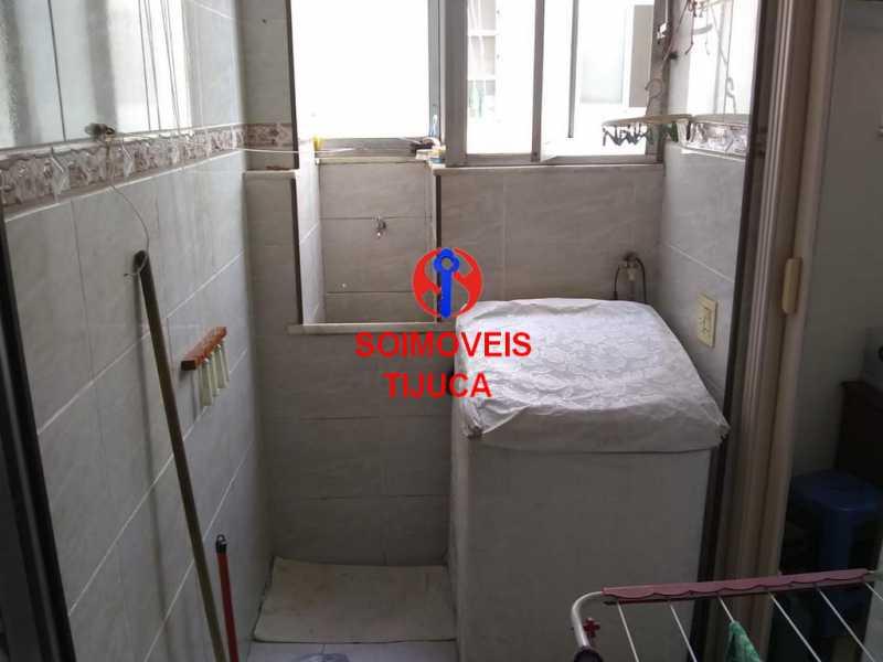 DG7 Cópia - Apartamento 2 quartos à venda Rocha, Rio de Janeiro - R$ 215.000 - TJAP21167 - 7