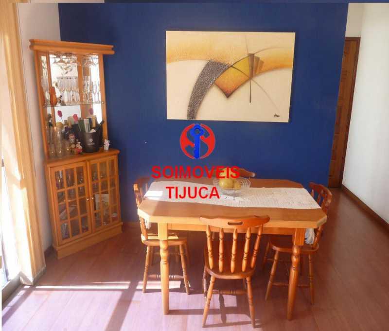 1-sl2 - Cobertura 2 quartos à venda Grajaú, Rio de Janeiro - R$ 780.000 - TJCO20023 - 5
