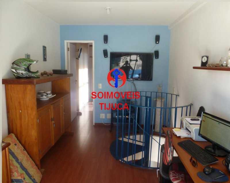 2-aces2 - Cobertura 2 quartos à venda Grajaú, Rio de Janeiro - R$ 780.000 - TJCO20023 - 11