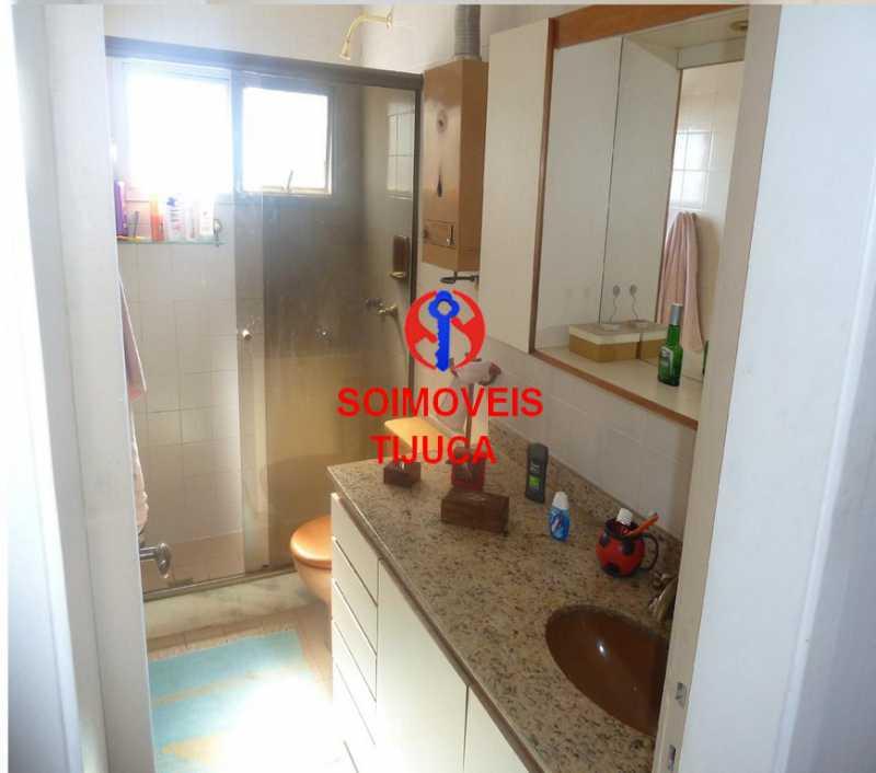 3-bhs - Cobertura 2 quartos à venda Grajaú, Rio de Janeiro - R$ 780.000 - TJCO20023 - 12