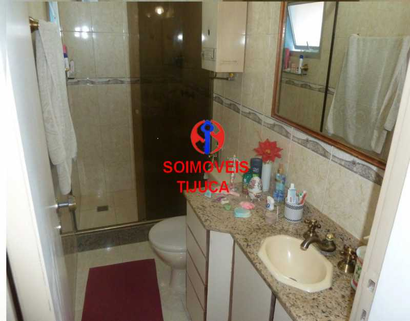 3-bhs2 - Cobertura 2 quartos à venda Grajaú, Rio de Janeiro - R$ 780.000 - TJCO20023 - 13