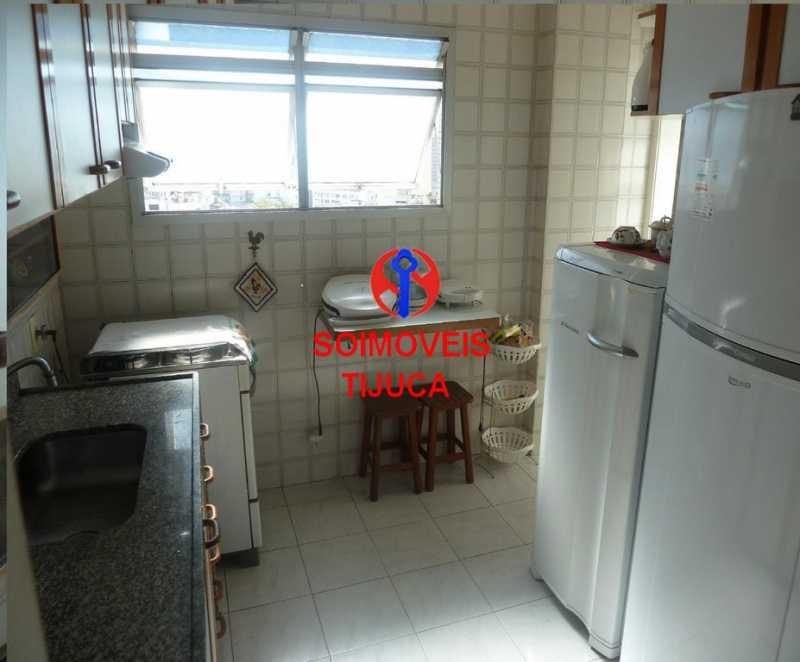 4-coz2 - Cobertura 2 quartos à venda Grajaú, Rio de Janeiro - R$ 780.000 - TJCO20023 - 15