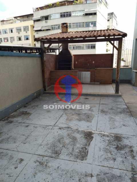 chur - Cobertura 2 quartos à venda Grajaú, Rio de Janeiro - R$ 780.000 - TJCO20023 - 28