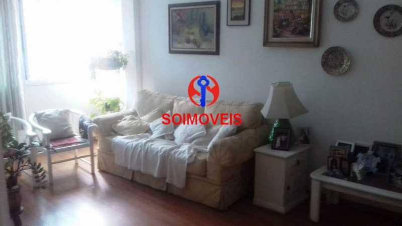 sl - Apartamento 2 quartos à venda Copacabana, Rio de Janeiro - R$ 840.000 - TJAP21173 - 5