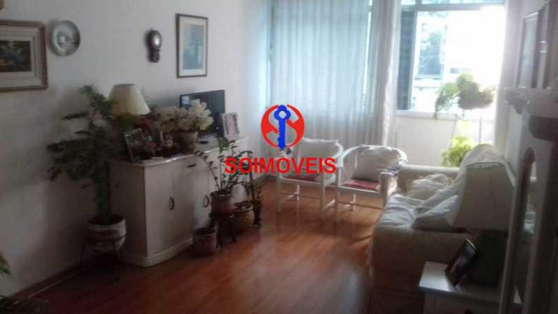 sl - Apartamento 2 quartos à venda Copacabana, Rio de Janeiro - R$ 840.000 - TJAP21173 - 4