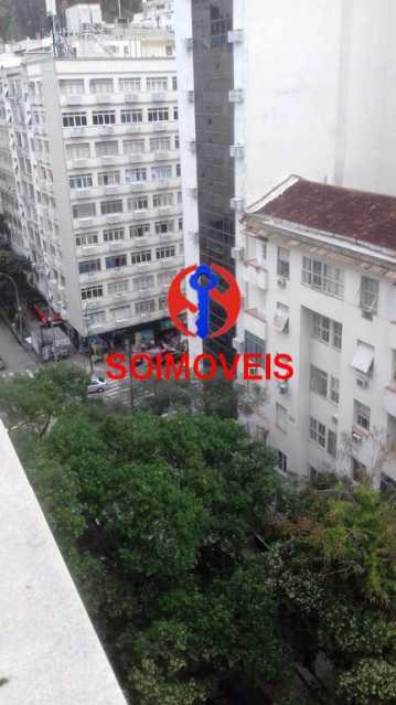 vis - Apartamento 2 quartos à venda Copacabana, Rio de Janeiro - R$ 840.000 - TJAP21173 - 22