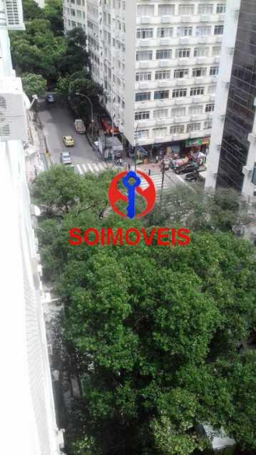 vis - Apartamento 2 quartos à venda Copacabana, Rio de Janeiro - R$ 840.000 - TJAP21173 - 1
