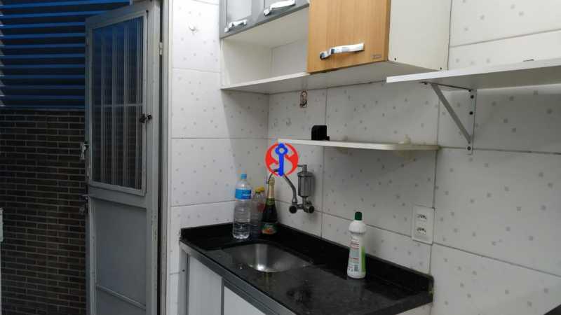 imagem2 Cópia - Apartamento 1 quarto à venda Maracanã, Rio de Janeiro - R$ 250.000 - TJAP10259 - 8