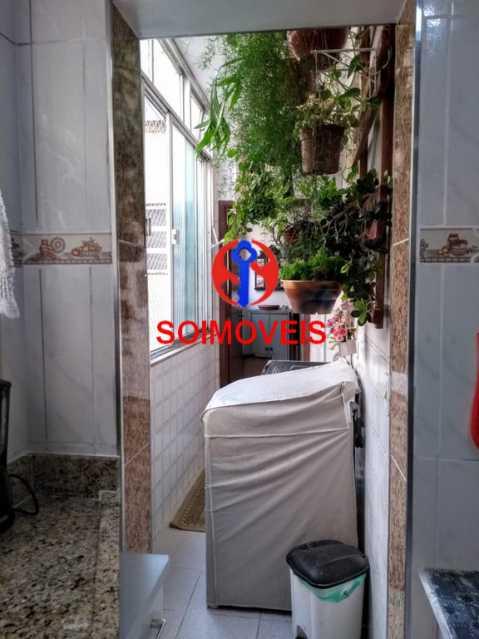 ar - Apartamento 2 quartos à venda Piedade, Rio de Janeiro - R$ 240.000 - TJAP21175 - 22