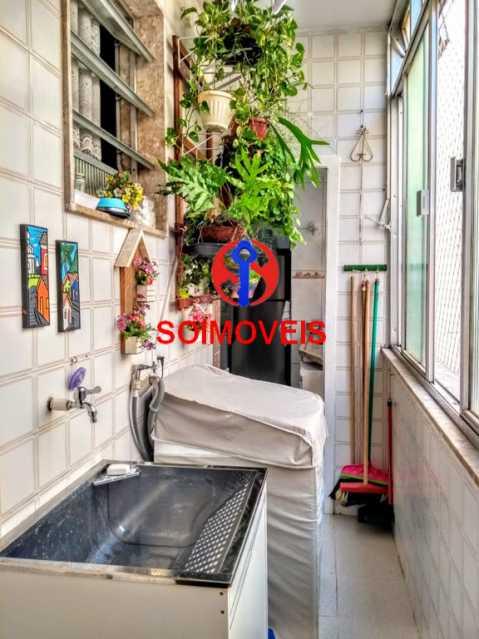 ar - Apartamento 2 quartos à venda Piedade, Rio de Janeiro - R$ 240.000 - TJAP21175 - 23
