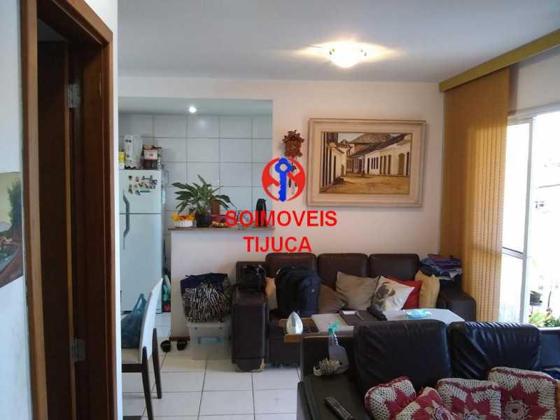 DH3 Cópia - Apartamento 2 quartos à venda Maria da Graça, Rio de Janeiro - R$ 320.000 - TJAP21177 - 5