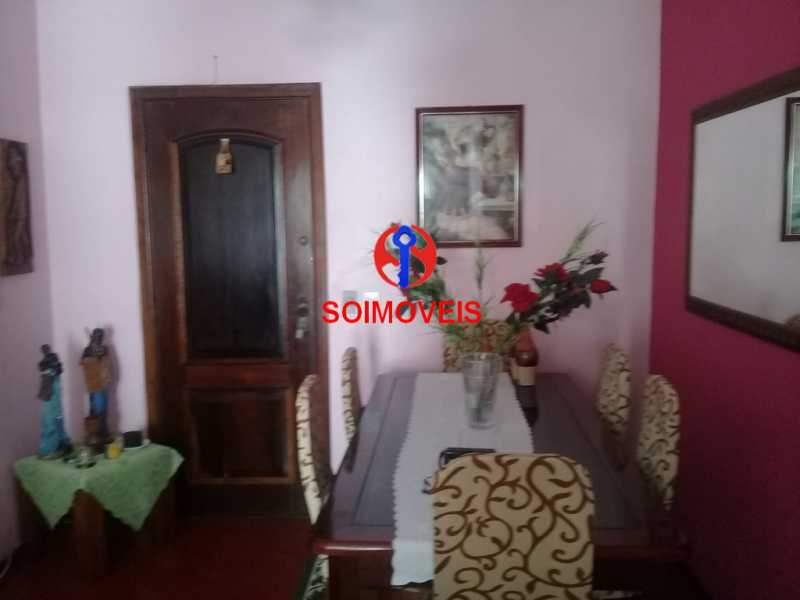 SALA - Apartamento 3 quartos à venda Cachambi, Rio de Janeiro - R$ 420.000 - TJAP30525 - 1