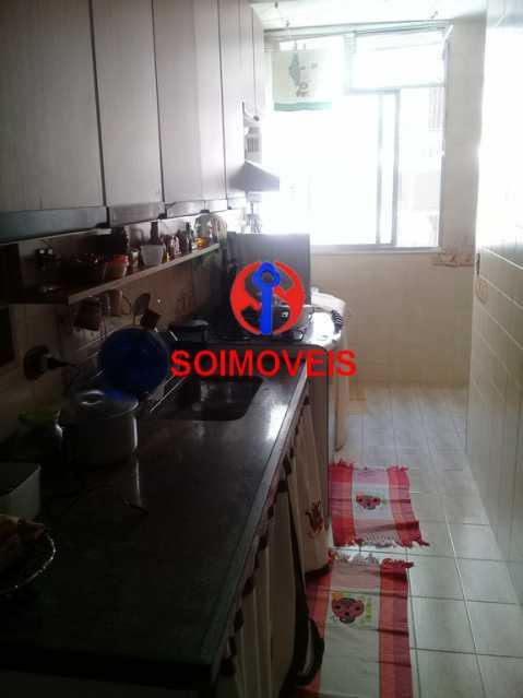 COZINHA - Apartamento 3 quartos à venda Cachambi, Rio de Janeiro - R$ 420.000 - TJAP30525 - 11