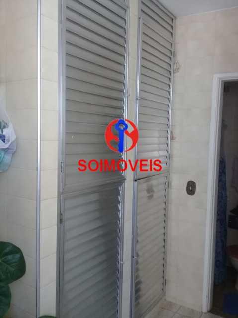 DEPENDÊNCIA REVERTIDA - Apartamento 3 quartos à venda Cachambi, Rio de Janeiro - R$ 420.000 - TJAP30525 - 14