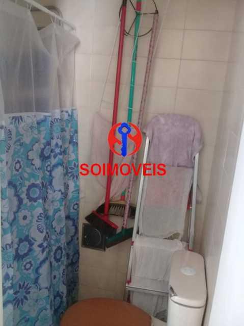 BANHEIRO DE SERVIÇO - Apartamento 3 quartos à venda Cachambi, Rio de Janeiro - R$ 420.000 - TJAP30525 - 15