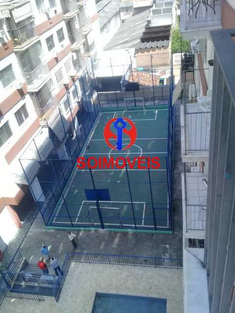 QUADRA POLIESPORTIVA - Apartamento 3 quartos à venda Cachambi, Rio de Janeiro - R$ 420.000 - TJAP30525 - 16
