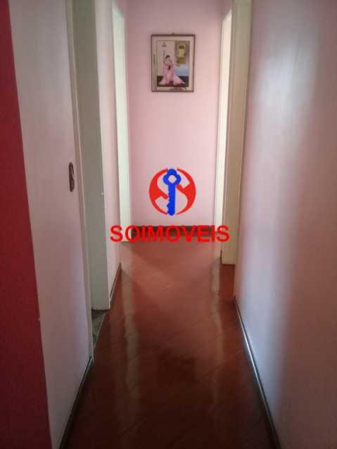 CORREDOR - Apartamento 3 quartos à venda Cachambi, Rio de Janeiro - R$ 420.000 - TJAP30525 - 4
