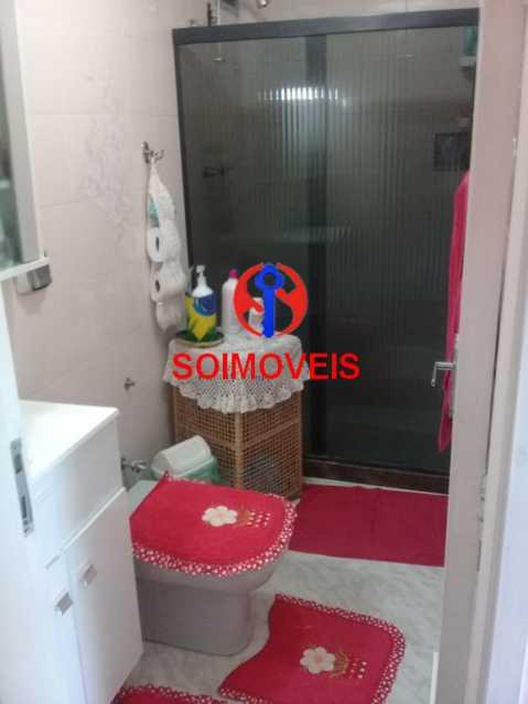 BANHEIRO SOCIAL - Apartamento 3 quartos à venda Cachambi, Rio de Janeiro - R$ 420.000 - TJAP30525 - 12