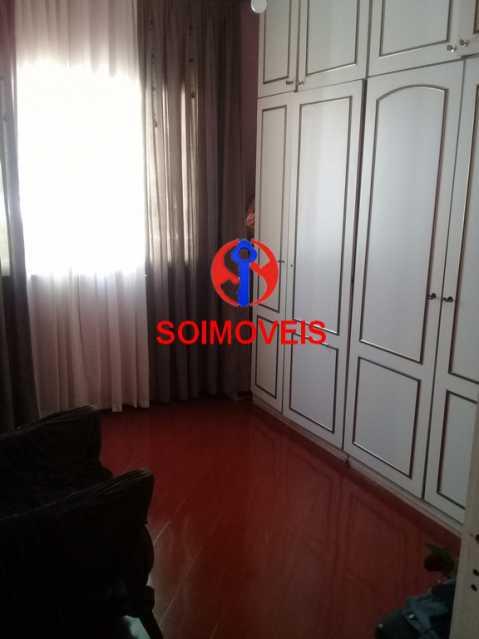 QUARTO 1 - Apartamento 3 quartos à venda Cachambi, Rio de Janeiro - R$ 420.000 - TJAP30525 - 5