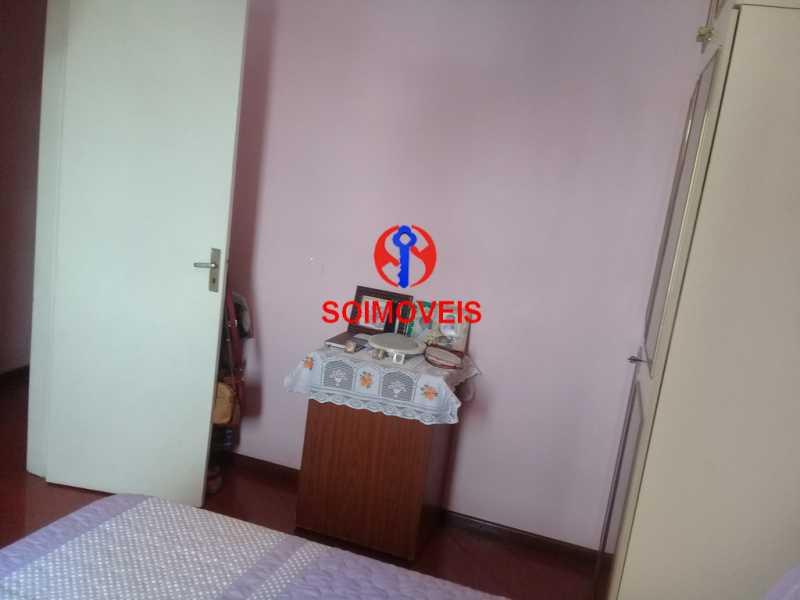 QUARTO 3 - Apartamento 3 quartos à venda Cachambi, Rio de Janeiro - R$ 420.000 - TJAP30525 - 10