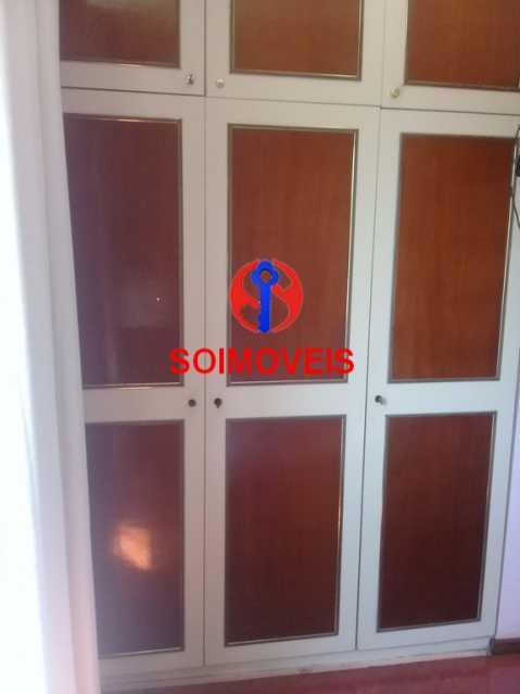 QUARTO 3 - Apartamento 3 quartos à venda Cachambi, Rio de Janeiro - R$ 420.000 - TJAP30525 - 9