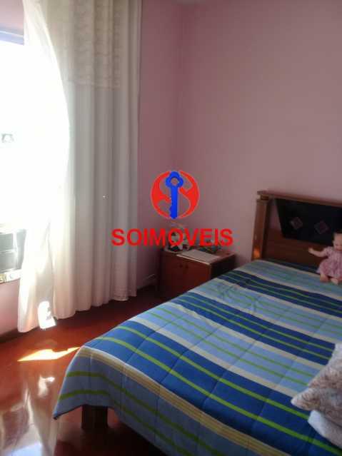 QUARTO 2 - Apartamento 3 quartos à venda Cachambi, Rio de Janeiro - R$ 420.000 - TJAP30525 - 7
