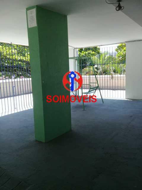 PLAYGROUND - Apartamento 3 quartos à venda Cachambi, Rio de Janeiro - R$ 420.000 - TJAP30525 - 19