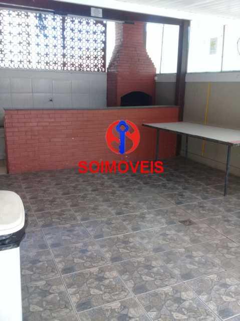 CHURRASQUEIRA - Apartamento 3 quartos à venda Cachambi, Rio de Janeiro - R$ 420.000 - TJAP30525 - 22