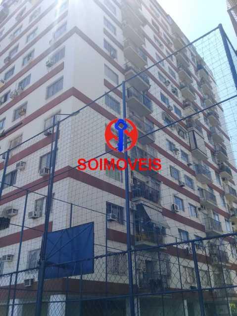 PRÉDIO - Apartamento 3 quartos à venda Cachambi, Rio de Janeiro - R$ 420.000 - TJAP30525 - 23