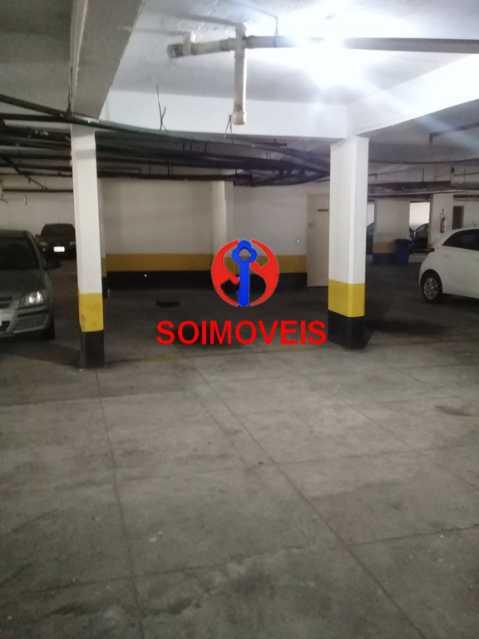 GARAGEM - Apartamento 3 quartos à venda Cachambi, Rio de Janeiro - R$ 420.000 - TJAP30525 - 24