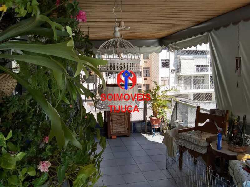 PC4 Cópia - Apartamento 4 quartos à venda Andaraí, Rio de Janeiro - R$ 1.100.000 - TJAP40043 - 5