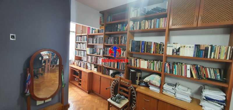 SALA - Apartamento 1 quarto à venda Tijuca, Rio de Janeiro - R$ 430.000 - TJAP10260 - 3