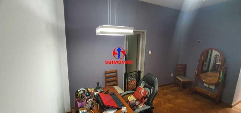 SALA - Apartamento 1 quarto à venda Tijuca, Rio de Janeiro - R$ 430.000 - TJAP10260 - 4