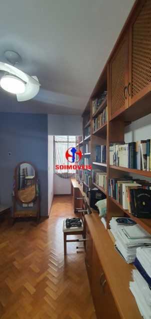 SALA - Apartamento 1 quarto à venda Tijuca, Rio de Janeiro - R$ 430.000 - TJAP10260 - 1
