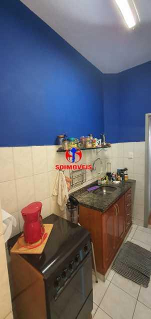 COZINHA  - Apartamento 1 quarto à venda Tijuca, Rio de Janeiro - R$ 430.000 - TJAP10260 - 8