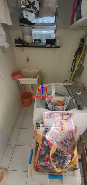 ÁREA DE SERVIÇO - Apartamento 1 quarto à venda Tijuca, Rio de Janeiro - R$ 430.000 - TJAP10260 - 15