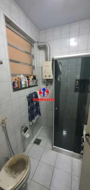 BANHEIRO - Apartamento 1 quarto à venda Tijuca, Rio de Janeiro - R$ 430.000 - TJAP10260 - 16