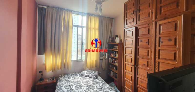 QUARTO - Apartamento 1 quarto à venda Tijuca, Rio de Janeiro - R$ 430.000 - TJAP10260 - 17