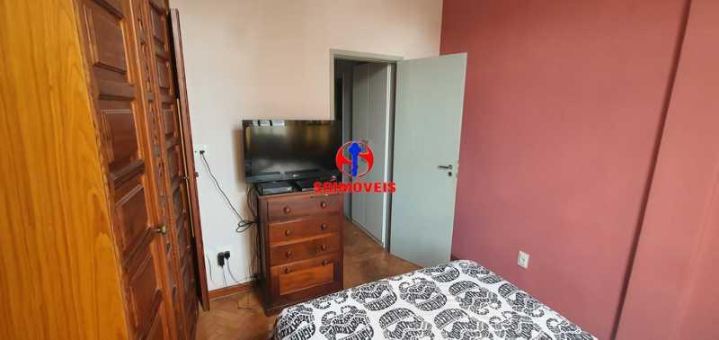 QUARTO - Apartamento 1 quarto à venda Tijuca, Rio de Janeiro - R$ 430.000 - TJAP10260 - 20