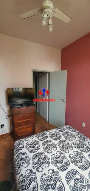 QUARTO - Apartamento 1 quarto à venda Tijuca, Rio de Janeiro - R$ 430.000 - TJAP10260 - 21