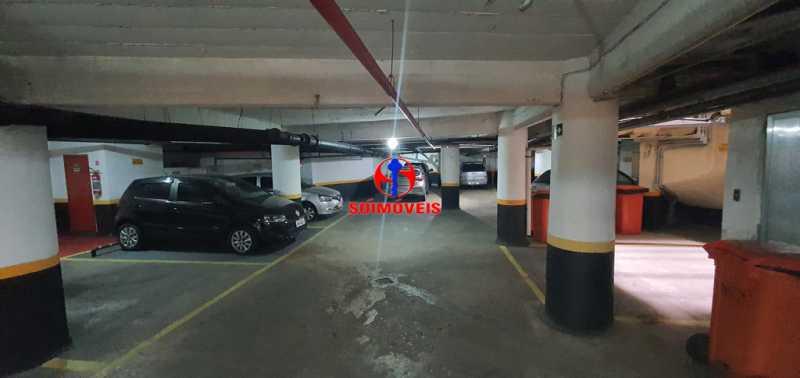 GARAGEM - Apartamento 1 quarto à venda Tijuca, Rio de Janeiro - R$ 430.000 - TJAP10260 - 26