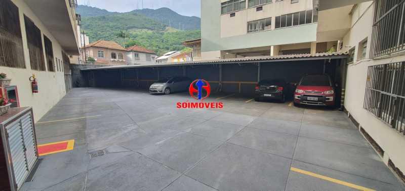 GARAGEM - Apartamento 1 quarto à venda Tijuca, Rio de Janeiro - R$ 430.000 - TJAP10260 - 27