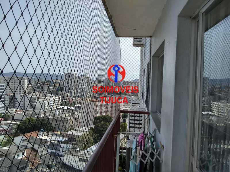 PP2 Cópia - Apartamento 2 quartos à venda Méier, Rio de Janeiro - R$ 320.000 - TJAP21178 - 3