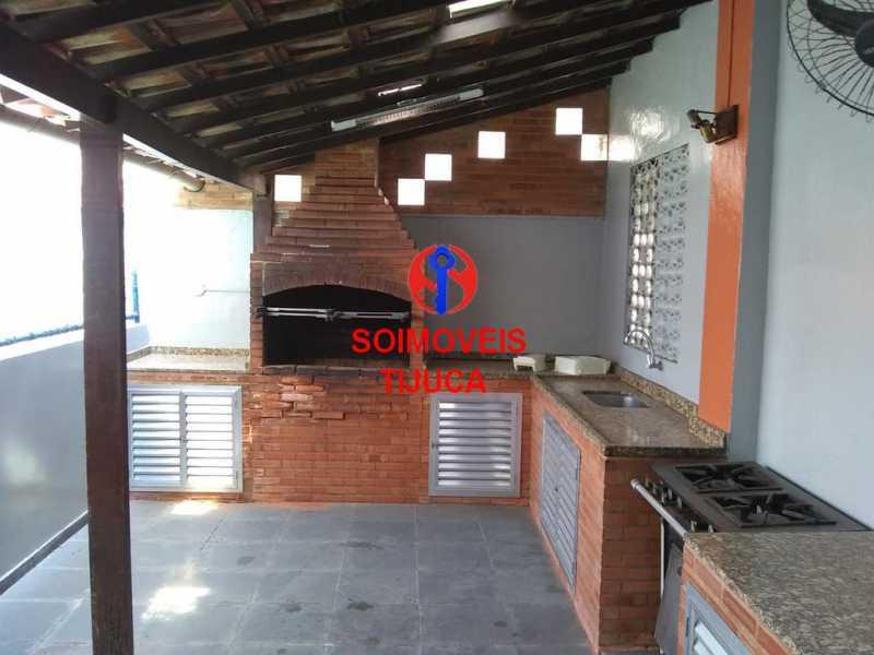 PP25 Cópia - Apartamento 2 quartos à venda Méier, Rio de Janeiro - R$ 320.000 - TJAP21178 - 26