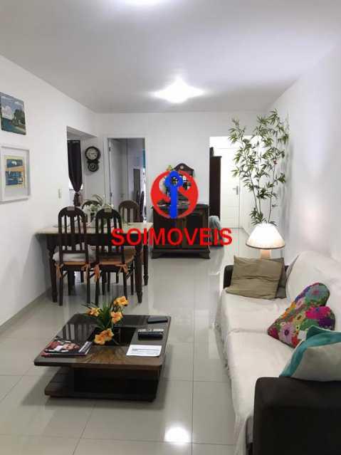 Sala - Apartamento 2 quartos à venda Andaraí, Rio de Janeiro - R$ 550.000 - TJAP21181 - 1
