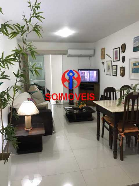 Sala - Apartamento 2 quartos à venda Andaraí, Rio de Janeiro - R$ 550.000 - TJAP21181 - 3